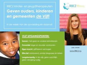 RBCZ kindertherapeuten banner
