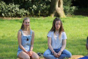 mindfulness bij het sponsorfestival 4